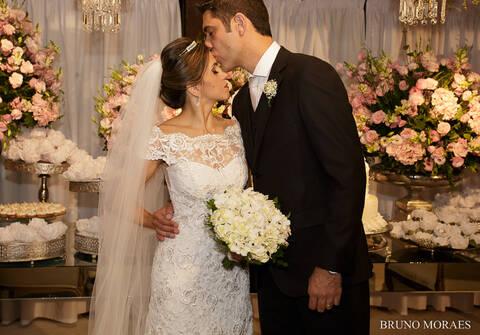 Casamento de Jaqueline & Jr