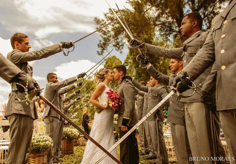 Casamento de GISELLE + KAIAM