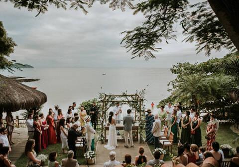 Casamento de Tati e Dudu