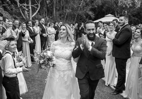 Casamentos de Milena e Rafael