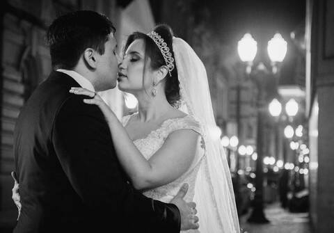 Casamento de Bárbara & Fabrício