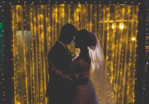 Casamentos de Casamento Karol & Gleison   Espaço Cantagalo