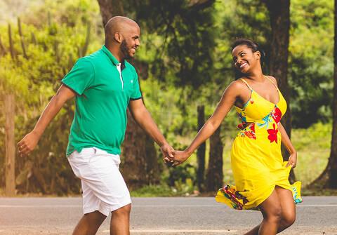 Ensaios de Pré-casamento Mari & Renan