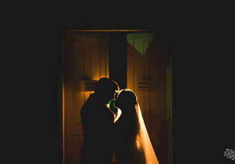 Casamentos de Roberta e Hudson