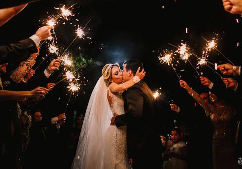 Casamentos de Eveliny e Denis