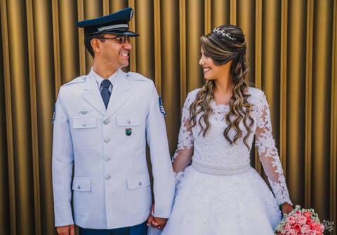 Casamentos de Jeyse e Tuca