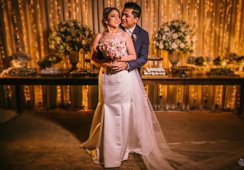 Casamentos de Liz e Luiz