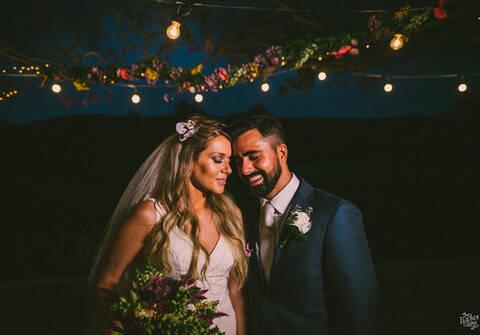 Casamentos de Alessandra e Raul