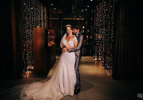 Casamentos de Débora e Hugo