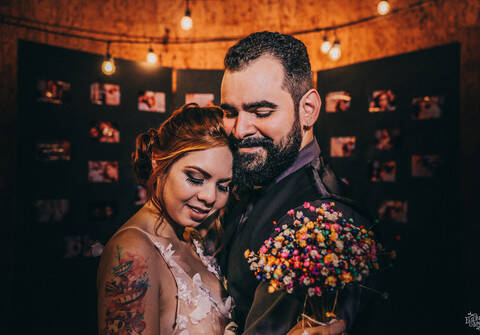 Casamentos de Millena e Israel