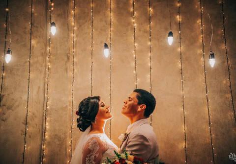 Casamentos de Débora e Emerson