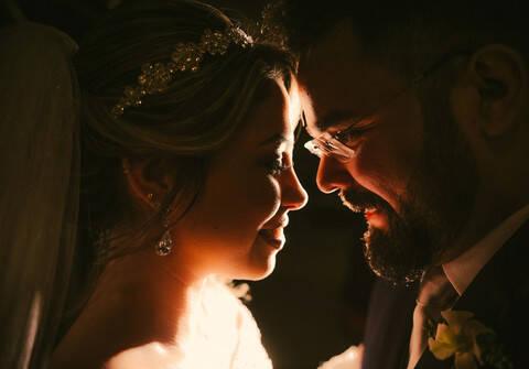 Casamentos de Erica e Neto