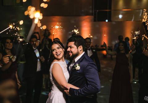 Casamentos de Andrielle e Ivis