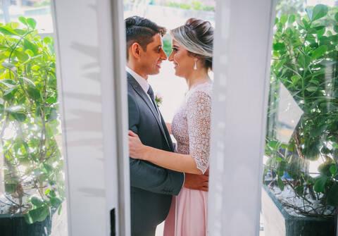 Casamentos de Halena e Diego