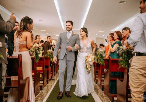 Casamentos de Clarissa e Ramiro