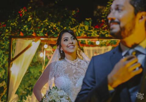 Casamentos de Jéssica e Mário