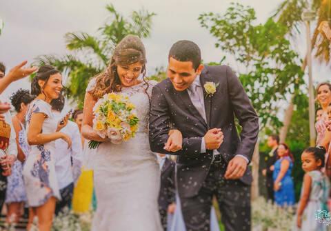 Casamentos de Débora e Lucas