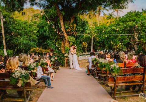 Casamentos de Bia e Diogo