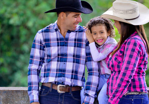 ENSAIO E EVENTOS de Ensaio Família externo Jana, Ricardo e Lorena