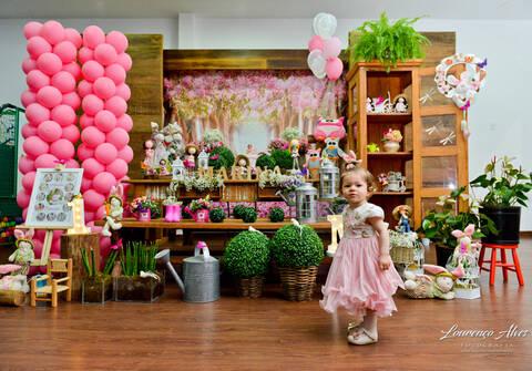 Aniversários de Marina 1 aninho