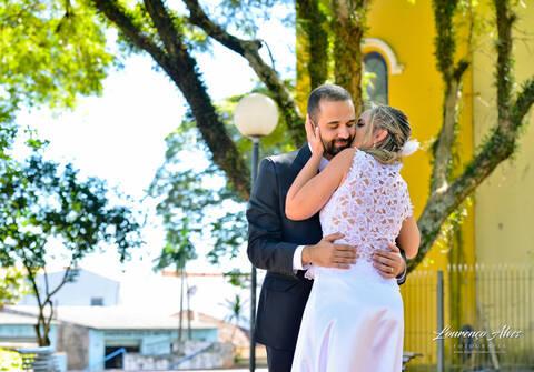 CASAMENTO de Kelly e Vitor
