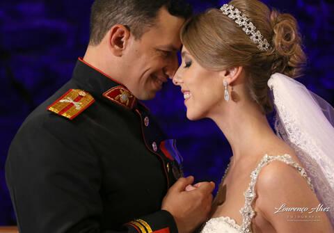 CASAMENTO de Karina e Fernando