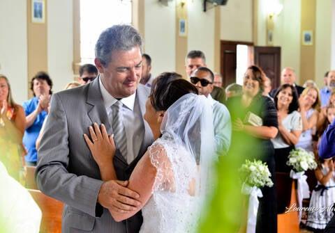 CASAMENTO de Cristina e Marcelo