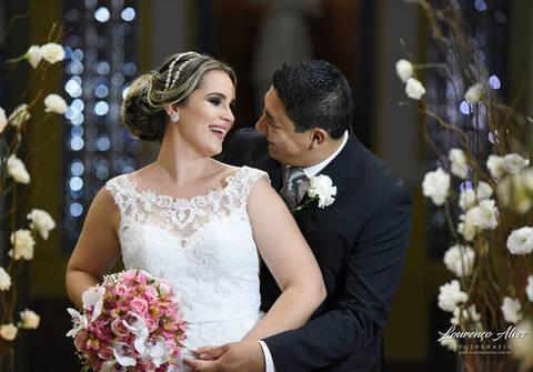 CASAMENTO de Fernanda e Marcelo