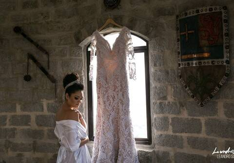 Casamentos de Casamento no Castelo | Nathália + Douglas