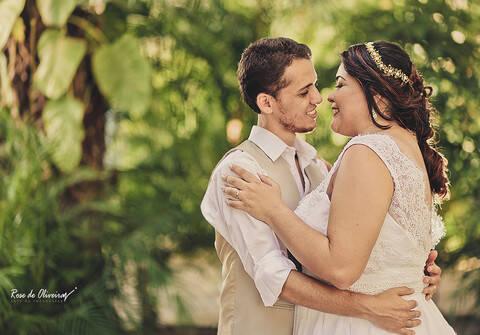 Casamento de Izabelita e Rhodney