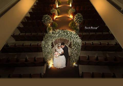 Casamento de Marda e Thiago