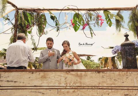 Casamento de Danutta e Edwilson