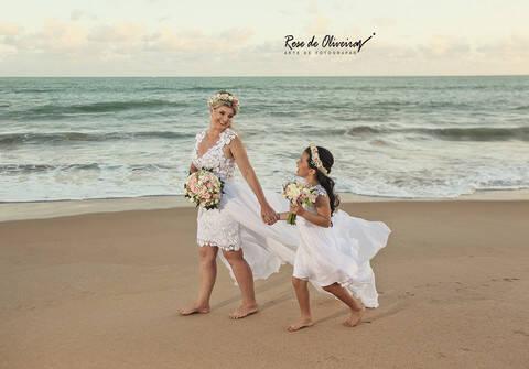 Casamento de Oneis e Rosi