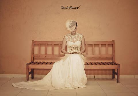 Casamento de Casamento Vintage - Lívia + Kleverson