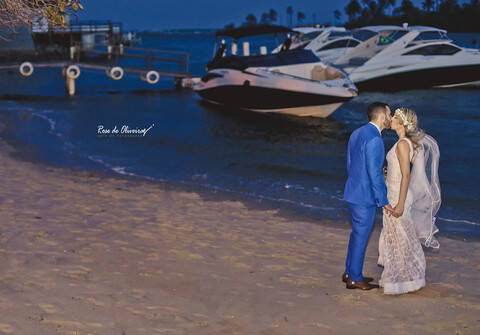 Casamento de Karina e Thalles