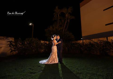 Casamento de Patrícia e Jenner