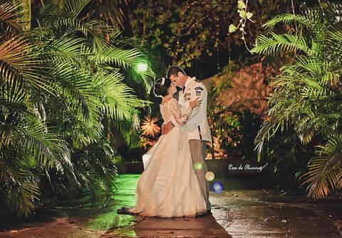 Casamento de Bárbara e Diego