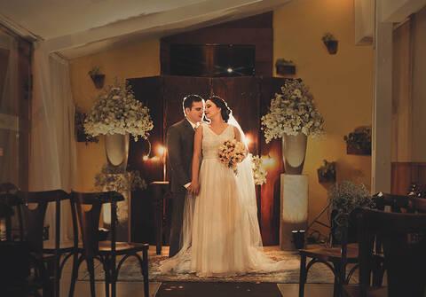 Casamento de Karoline e Adriano
