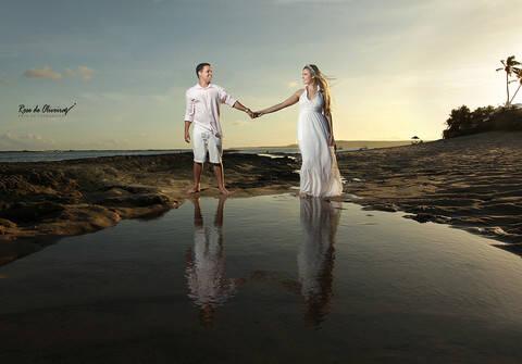 Pre Wedding de Caroline e Victor