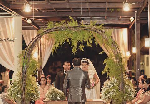Casamento de Rhosakarlla e Hugo