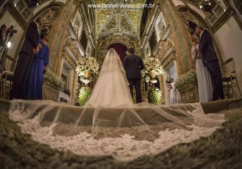 Casamentos de Casamento - Monique e Lucas