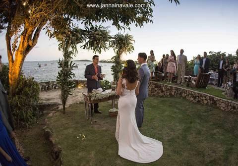 Casamentos de Paula e Martin