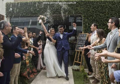 Casamentos de Gianny + Raul