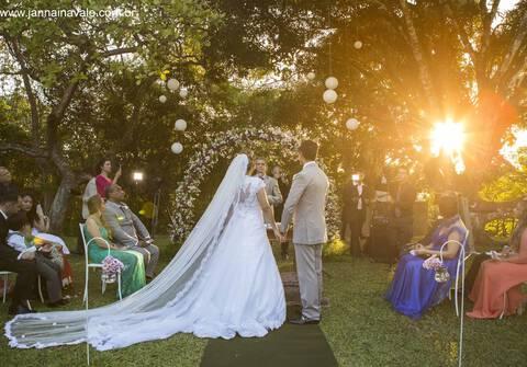 Casamentos de Ingrid + Leon