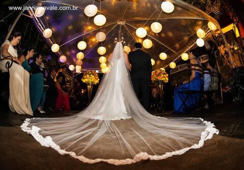 Casamentos de Jeniffer + Tiago