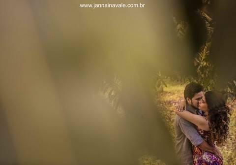 Ensaios de Pré Wedding - Ana e Lucas