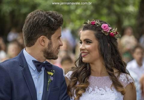 Casamentos de Casamento - Camila e Lucas