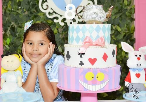 Aniversário Infantil - O tempo para e a vida espera. O