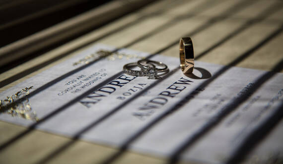 Wedding of Andrea & Andrew