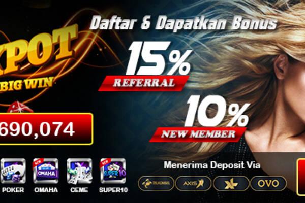 Situs Poker Online Terpercaya Pokerrepublik